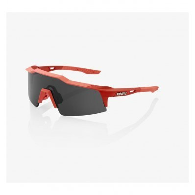 Gafas 100% SPEEDCRAFT SL - Soft Tact Coral-Smoke Lens