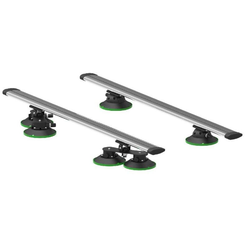 Portabicicletas Múltiple Crossbar (soporte de barras transversales)
