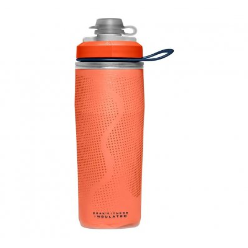 Botella Peak Fitness Chill 500ml (naranja)