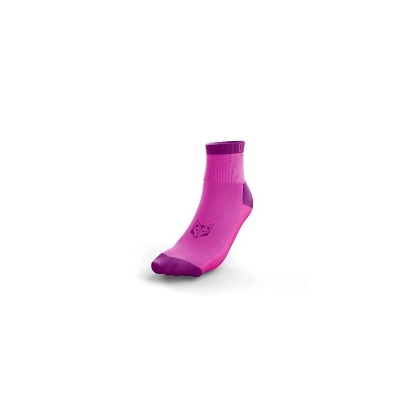 Calcetines Multi-Sport Low Cut (Pink-Purple)