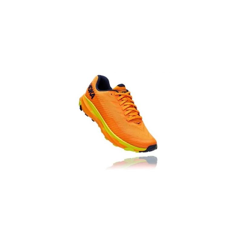 Zapatillas Hoka One One Torrent 2 naranja amarillo