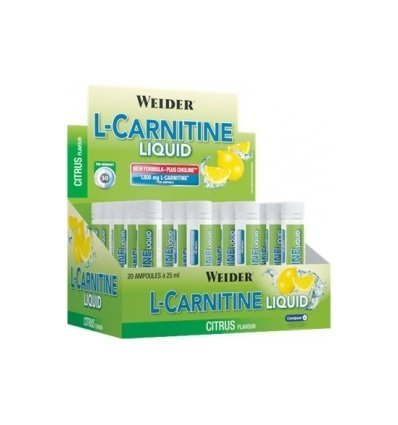 L-Carnitina Liquid 1800 mg