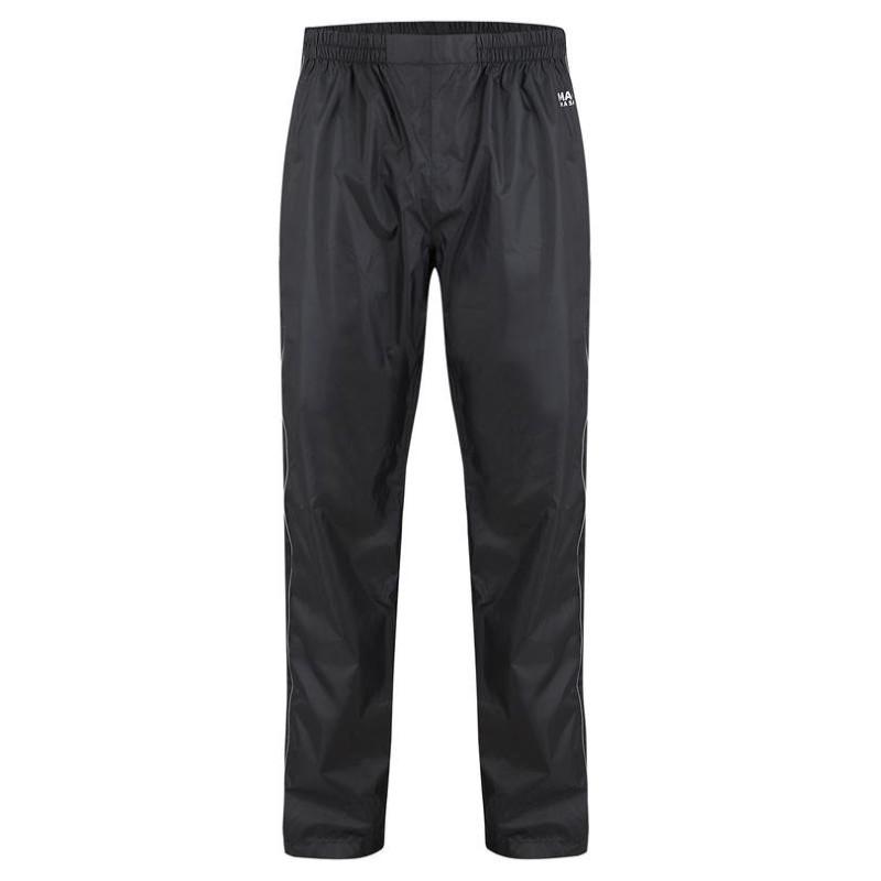Sobrepantalón Impermeable Mac in a Sac Full Zip Overtrouser Negro