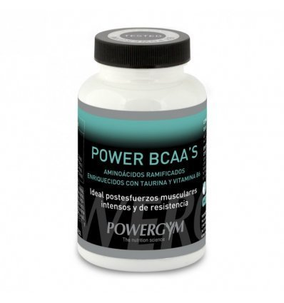 POWER BCAA'S CÁPSULAS