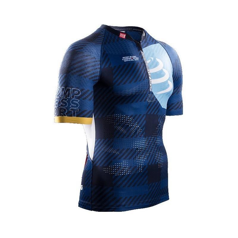 Ultra-Trail Shirt - UTMB 2016 S
