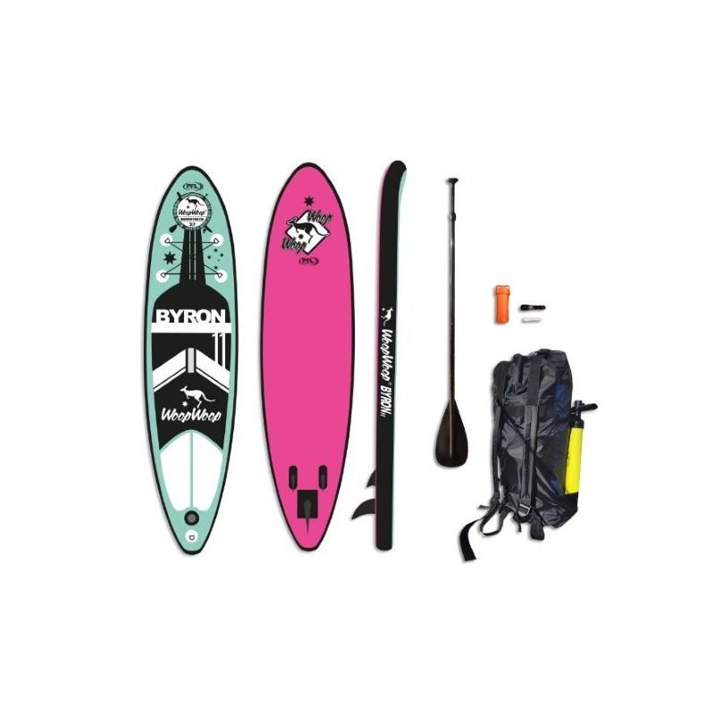 Tabla Paddle Surf Hinchable Byron 11