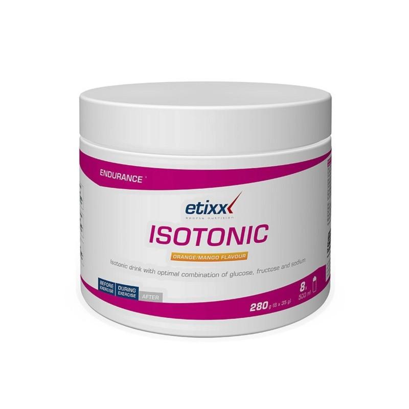 ETIXX ISOTONIC POWDER ORANGE - MANGO 280g